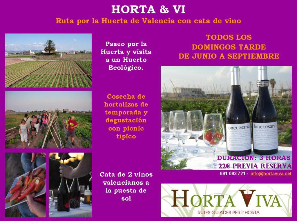 Huerta & Vino 2012