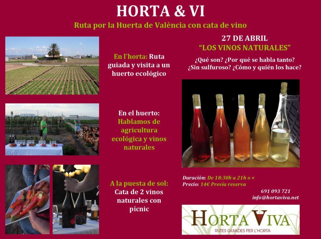Horta & Vi - Vinos naturales