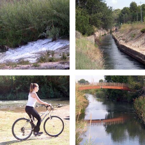 Foto web ruta de l'aigua en bici