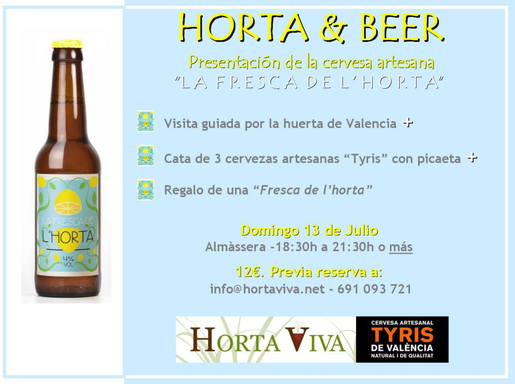 Cartel Horta & Beer 2014