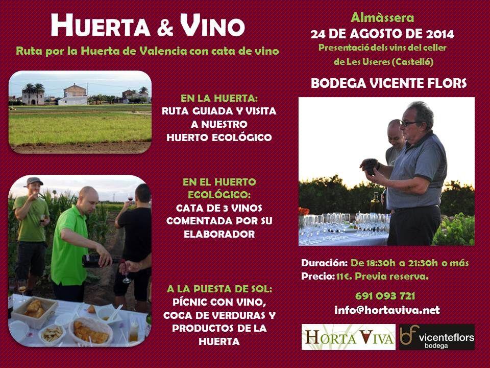 Huerta & Vino