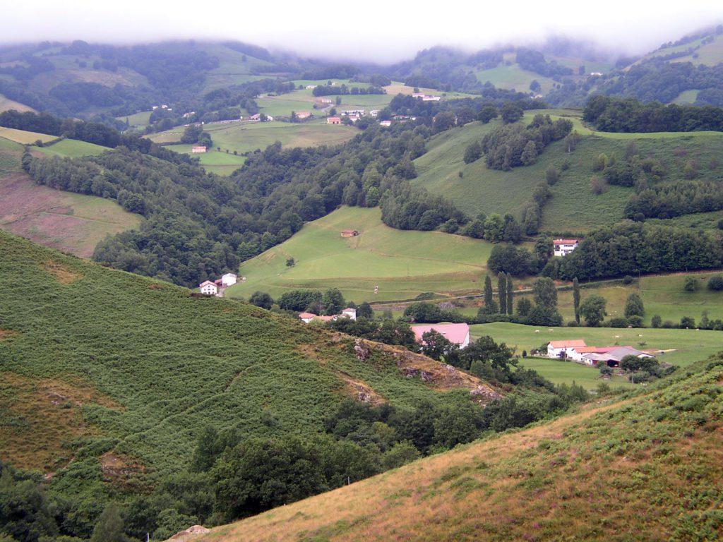 Paisatge Basque