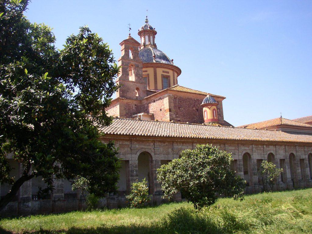 La Cartoixa d'Ara Christi, un dels conjunts arquitectònic valencians del S. XVI més importants.