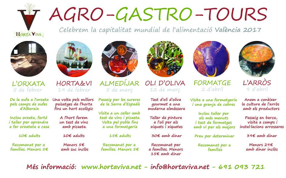 Agrogastrotours
